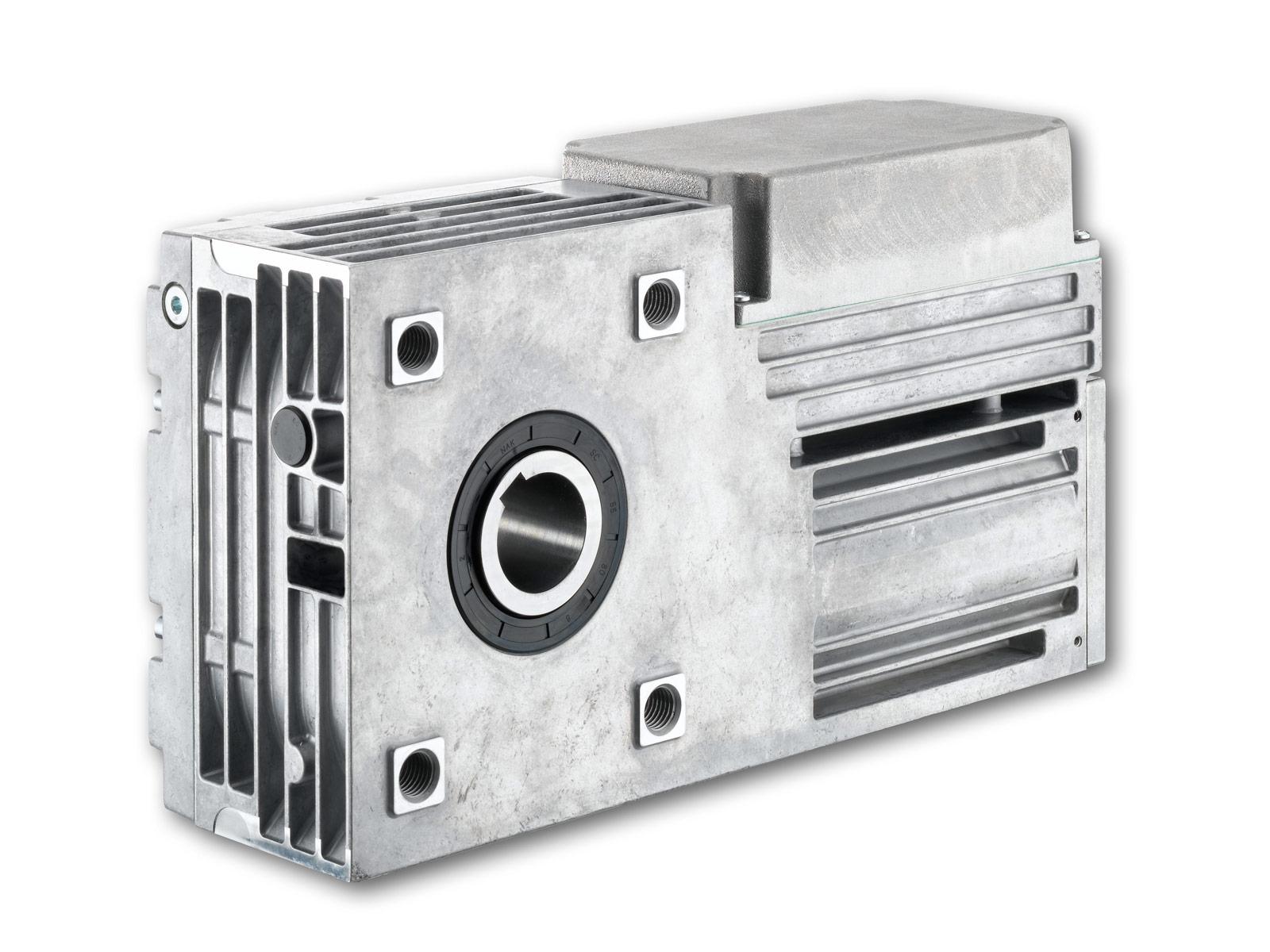 Slip-on geared motor Compacta AG160