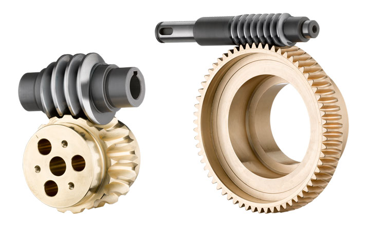 Custom Worm Gear Set