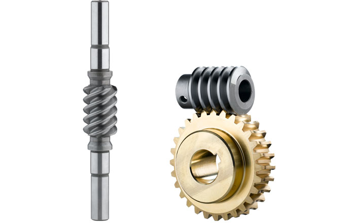 Worm Gear Set
