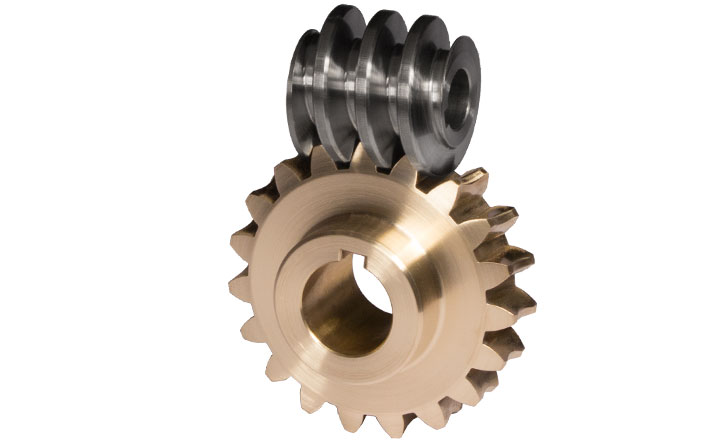 Worm Gear Set A50